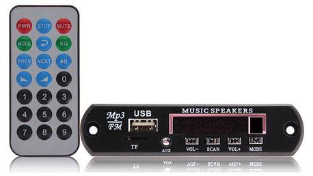 USB MP3 deska do auta