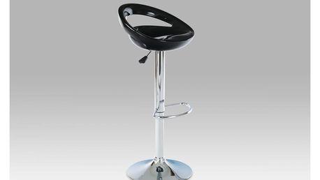 Barová židle AUB-1030 BK Autronic