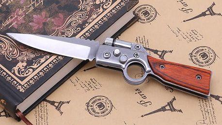 Lovecký nůž - na cesty