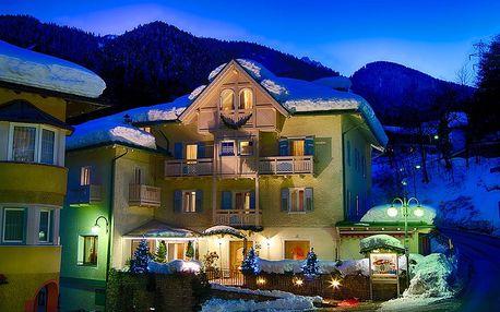 Hotel Pangrazzi s polopenzí
