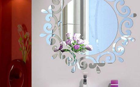 3D samolepka - zrcadlo