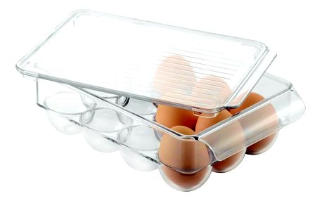 Stojánek na vajíčka InterDesign Fridge Egg