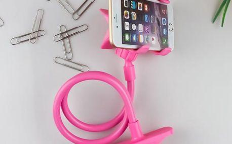 Flexibilní držák na mobil - 7 barev