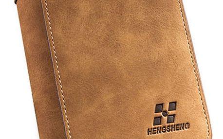 Pánská peněženka - více barev