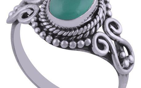 Pravé stříbrné prsteny, ruční práce s poštovným zdarma