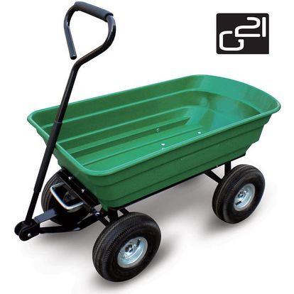 G21 23909 Zahradní vozík GA 75