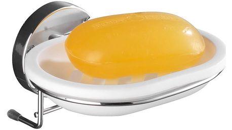 Miska na mýdlo bez nutnosti vrtání Wenko Vacuum-Loc, až 33 kg