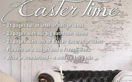 Jeanne d'Arc Living Časopis Jeanne d'Arc Living 2/2018 - anglická verze, multi barva, papír