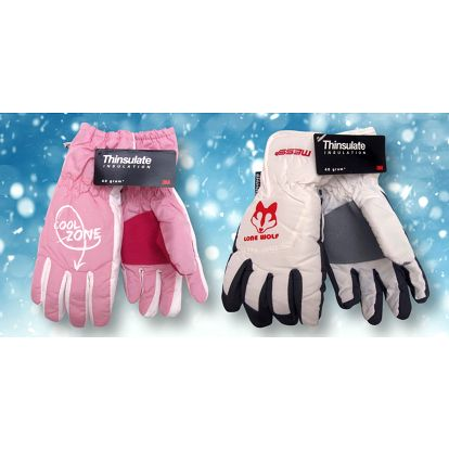 Neomezené zimní radovánky: Dětské rukavice Mess