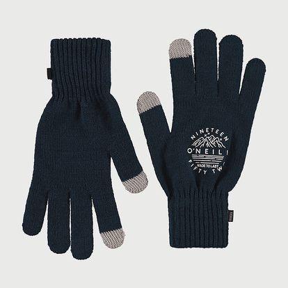 Rukavice O´Neill BM Mountain Knit Gloves Modrá