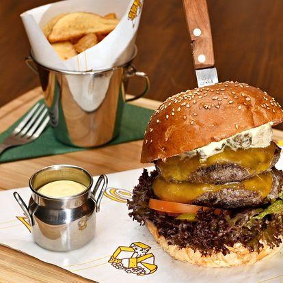 Hamburger u Divoké Šárky: výběr ze 17 druhů