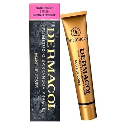 Dermacol Make-Up Cover SPF30 30 g makeup pro ženy 211