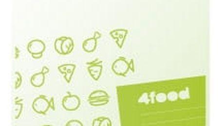 TESCOMA sáčky na potraviny 4FOOD 27x23 cm, 15 ks