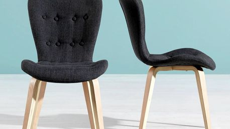 Židle jaque, 49/87,5/64 cm