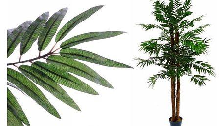 Garthen 156 Umělá květina - kokosová palma - 150 cm