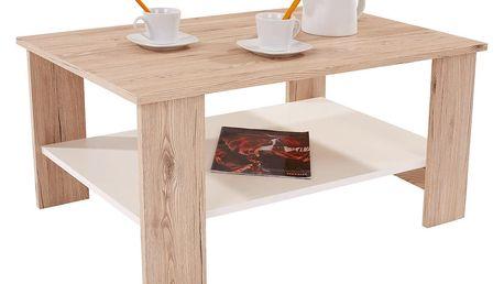 Konferenční stolek paolo, 90/41/55 cm