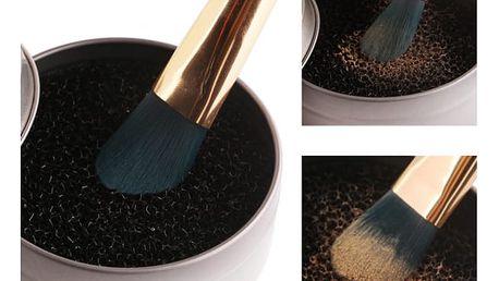 Přenosný čistič kosmetických štětců Maange