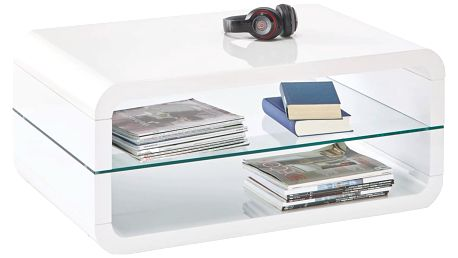 Konferenční stolek monroe, 90/40/60 cm