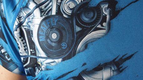 Funkční triko Meatfly ve 4 barvách