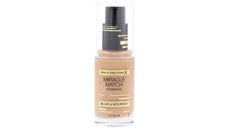 Max Factor Miracle Match 30 ml makeup 75 Golden W