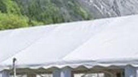 Garthen 2672 Náhradní střecha k party stanu 4 x 6 m, bílá