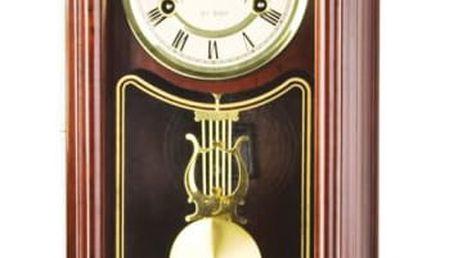 Tuin 1329 Kyvadlové nástěnné hodiny PROMETHEUS - 64 cm
