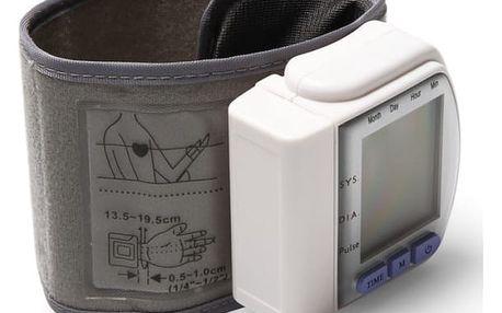 Měřič krevního tlaku Blood
