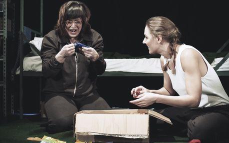 Vstupenka na divadelní představení Umřít smíchy