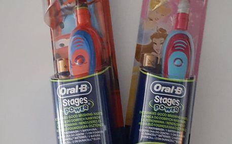 Oral-B D2 Battery kids (DB 4K) - bateriový dětský kartáček