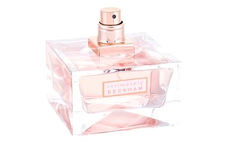 David Beckham Intimately Women 75 ml EDT Tester W