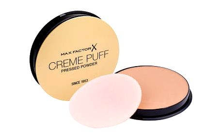 Max Factor Creme Puff Pressed Powder 21g Make-up W - Odstín 05 Translucent
