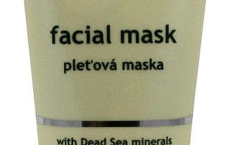 KAWAR Pleťová maska s aloe vera a minerály z Mrtvého moře (150ml)