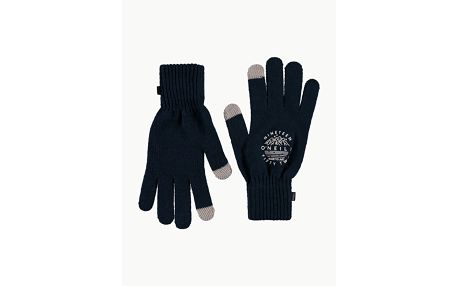 Rukavice O´Neill BM Mountain Knit Gloves Modrá