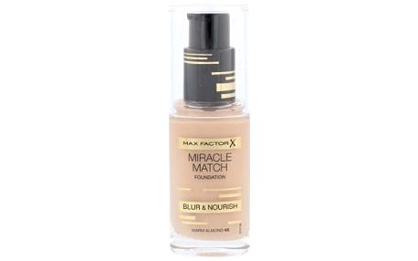 Max Factor Miracle Match 30 ml makeup 45 Warm Almond W
