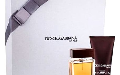 Dolce&Gabbana The One For Men EDT dárková sada M - EDT 50 ml + balzám po holení 75 ml