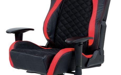 Kancelářská židle LEWIS RED