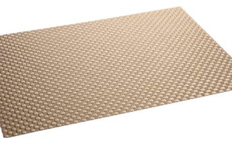TESCOMA prostírání FLAIR SHINE 45x32 cm, zlatá