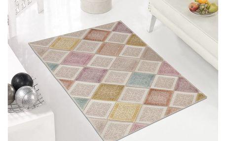 Odolný koberec Vitaus Sophia,120x160cm