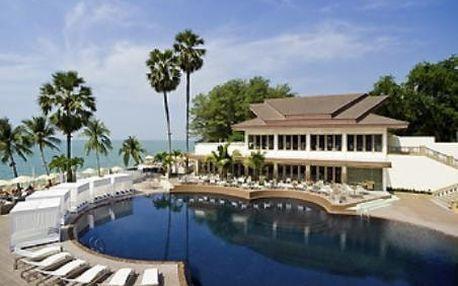 Thajsko - Pattaya na 8 dní, snídaně s dopravou letecky z Prahy