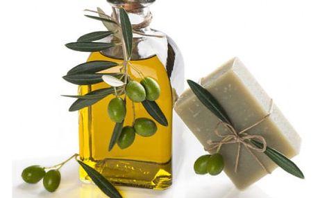 Naturální olivové mýdlo Helleo