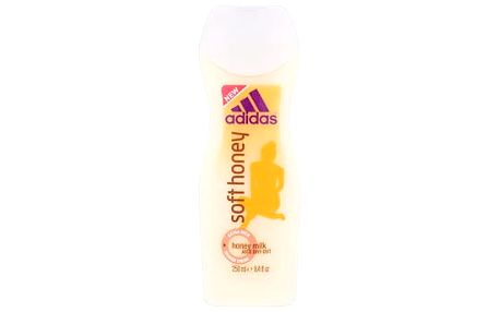 Adidas Soft Honey 250 ml sprchový gel W