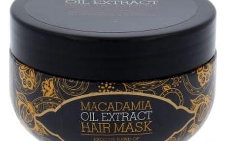 Macadamia Revitalizační a vyživující maska pro všechny typy vlasů (Oil Extract Hair Mask) 250 ml