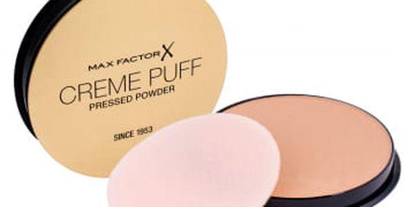 Max Factor Creme Puff 21 g pudr pro ženy 05 Translucent