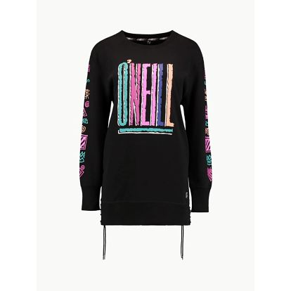 Mikina O´Neill LW Re-Issue Crew Sweatshirt Černá
