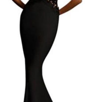 Šaty ve stylu mořské panny