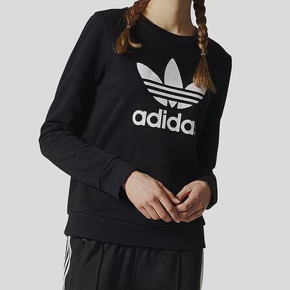 Mikina adidas Originals CREW SWEATER Černá