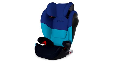 CYBEX Autosedačka Solution M-FIX SL (15-36 kg) Blue Moon 2018