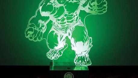 Avengers HULK LED Lampička