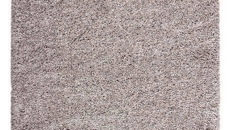 Světle šedý koberec Universal Thais, 133x190cm