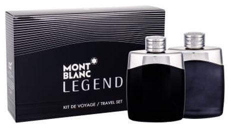 Montblanc Legend dárková kazeta pro muže toaletní voda 100 ml + voda po holení 100 ml